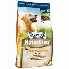 Happy Dog NaturCroq Rind&Reis 15kg