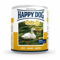 Happy Dog Ente pur 800g