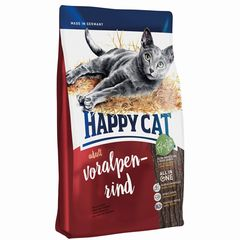 Happy Cat Adult Voralpen-Rind 4kg